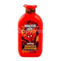 Master Kids Shampoo & Conditioner Spiderman