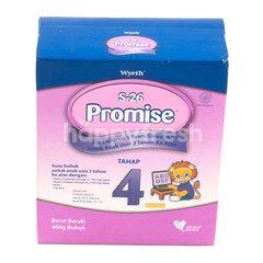 S-26 Promise Tahap 4 Susu Formula Rasa Vanila