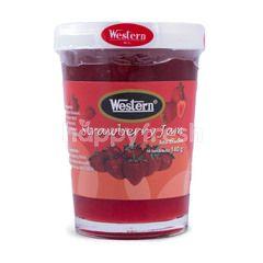 Western Strawberry Jam