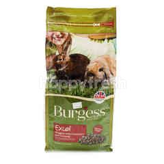 Burgess Makanan Kelinci Dewasa Nuget dengan Kranberi dan Ginseng