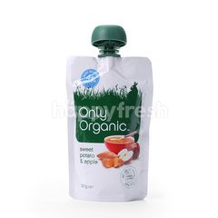 Only Organic Sweet Potato & Apple