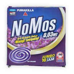 Nomos Anti Mosquito Coils Lavender Jumbo