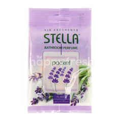 Stella Parfum Penyegar Udara Kamar Mandi Saku Ungu