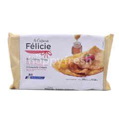 La Creperie Felicie Crepes Fines (6 Pieces)