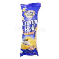 MIGHTY WHITE Cream Roll Butter Sugar