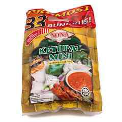 Nona Mini Satay Rice Cake (33 Packs)
