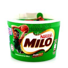 Milo Chocolate Ice Cream