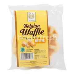 99 Premium Kue Waffle Belgia Rasa Butter