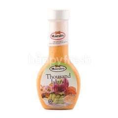 Maestro Thousand Island Salad Dressing