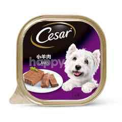 Cesar Dog Food Adult Lamb 100G Dog Wet Food