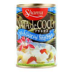 Shamu Nata De Coco In Heavy Syrup