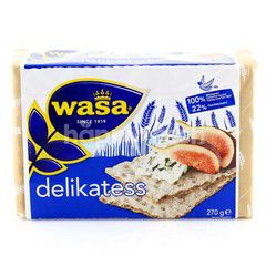 Wasa Delicates Cracker
