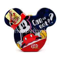 KitKat Can Or Not? Disney Mickey Go Chocolate