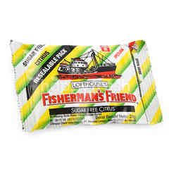 Fisherman's Friend Permen Bebas Gula Citrus