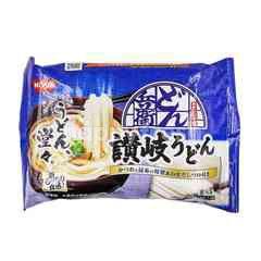 Nissin Donbeu Fu Dashi Udon (Japanese Plain White Noodle)