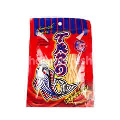 Taro Fish Snack Hot Chilli Flavoured