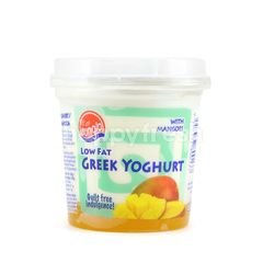 Sunglo Low Fat Greek Yoghurt With Mangoes