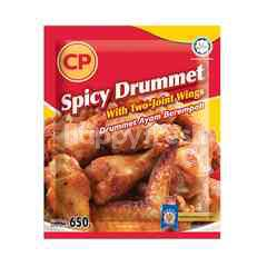 Cp Spicy Drummet With Two-Joint Wings