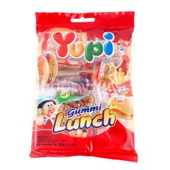 Yupi Gummi Lunch Candies
