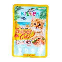 Best In Show Supercat Kitten Ocean Fish Special