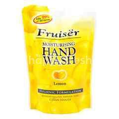 FRUISER Moisturising Hand Wash Lemon