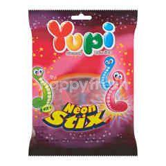 Yupi Neon Stix Candies