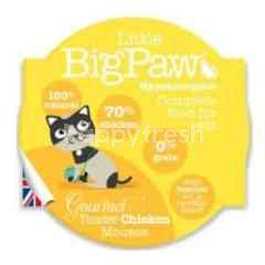 Little Big Paw (Cat) Pot Gourmet Tender Chicken (Hypo) 85g