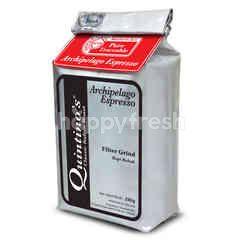 Quintino's Coffee Archipelago Espresso (Filter Grind)