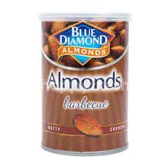Blue Diamond Kacang Almond Panggang Barbeque