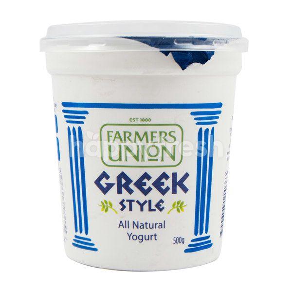 Farmers Union Union Greek Style Natural Yogurt