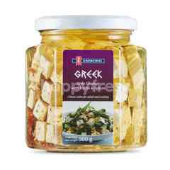 Emborg Greek Style Cheese With Herbs & Spices