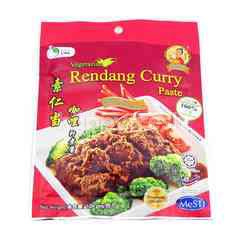 Nyor Nyar Vegetarian Instant Rendang Curry Paste