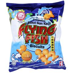 Hup Seng Flying Fish Biscuits