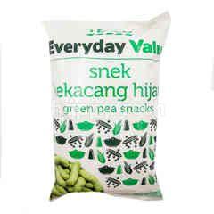 Tesco Everyday Value Green Pea Snacks