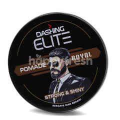 Dashing Elite Royal Pomade Hair Style For Men