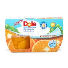 โดล ส้มแมนดารินในน้ำเชื่อม หวานน้อย