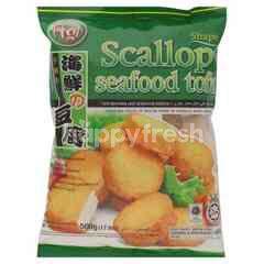 Figo Frozen Scallops Seafood Tofu