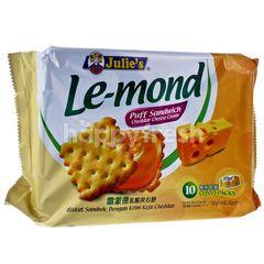 Julie's Le-Mond Puff Sandwich
