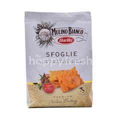 Barilla Mulino Bianco Sfoglie Tomato Cracker