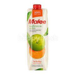 มาลี น้ำส้มเขียวหวานผสมเนื้อส้ม 100%