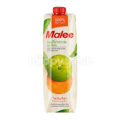 Malee 100% Tangerine Orange Juice With Orange Pulp