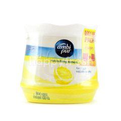 Ambi Pur Value Pack Gel Fresh Refreshing Lemon