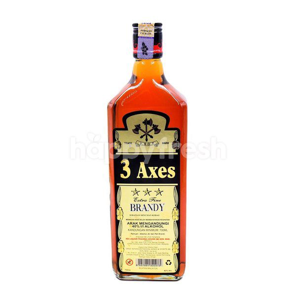3 Axes Extra Fine Brandy Wine