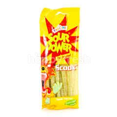 Fascini Sour Power Scoox Apple Flavour