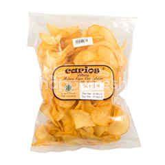 Carios Cihuyy Cheese Flavor Cassava Chips