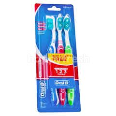 Oral-B All Rounder Medium Toothbrush