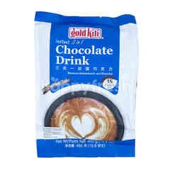Gold Kili Instant 3In1 Chocolate Drink