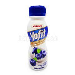 Yummy Yofit Probiotic Blueberry Yogurt Drinks