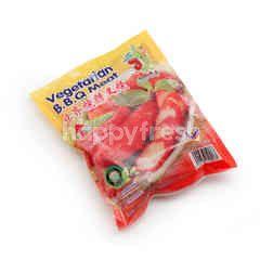 Mr. Vege Vegetarian Bbq Meat