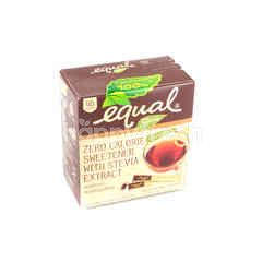 Equal 0 Calorie Sweetener With Stevia Extract